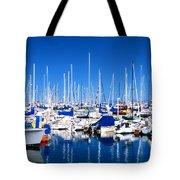 Monterey Bay Yacht Club 19704 Tote Bag