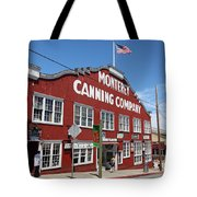 Monterey Cannery Row California 5d25045 Tote Bag