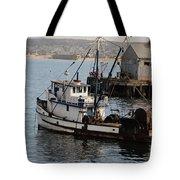 Monterey Fish Company Tote Bag