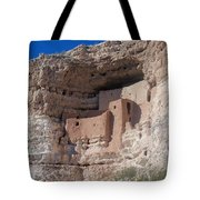 Montezuma Castle Arizona Tote Bag