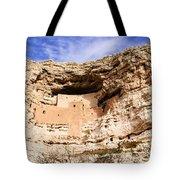 Montezuma Castle Tote Bag