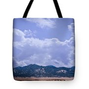 Montezuma County Landmark Tote Bag