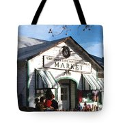 Montgomery County Market Tote Bag