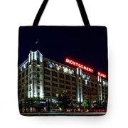 Montgomery Plaza Fort Worth Tote Bag