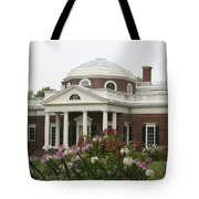 Monticello Estate Tote Bag