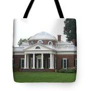 Monticello - Thomas Jeffersons Home Tote Bag