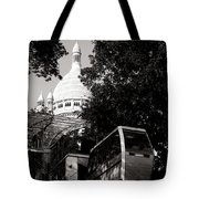Montmartre Funicular  Tote Bag