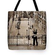 Montmartre Moment Tote Bag