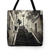 Montmartre Mono 01 Tote Bag