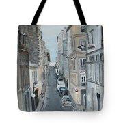 Montmartre Paris France Tote Bag