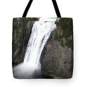 Montmorency Falls - Canada Tote Bag