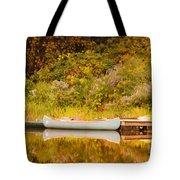 Montpelier Canoe Tote Bag