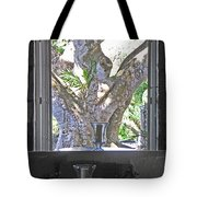 Montpellier Shades Of Grey Tote Bag