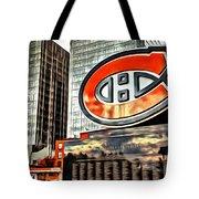 Montreal C Tote Bag