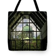 Montreal The Old Through The New Tote Bag