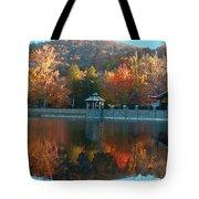 Montreat Autumn Tote Bag