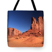 Monument Spines Tote Bag