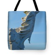 Monument To The Immigrants Statue 4 Tote Bag