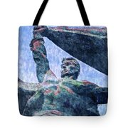 Monument To The People 0131 - 2 Sl Tote Bag