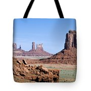 Monument Valley 10 Tote Bag
