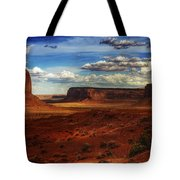 Monument Valley 8 Tote Bag