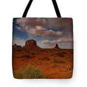 Monument Valley Desert Tote Bag