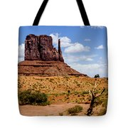 Monument Valley - Elephant Butte Tote Bag