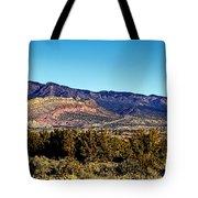 Monument Valley Region-arizona Tote Bag