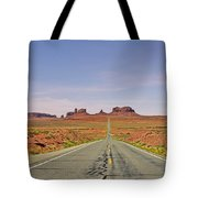Monument Valley - The Classic View Tote Bag