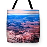 Monument Valley To Be Seen Only If You Were A Bird Tote Bag