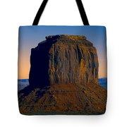 Monument Valley -utah V14 Tote Bag