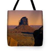 Monument Valley -utah V15 Tote Bag