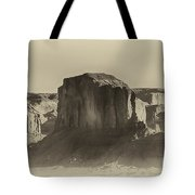Monument Valley -utah V16 Tote Bag