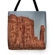 Monument Valley -utah V18 Tote Bag