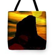 Monument Valley -utah V2 Tote Bag