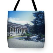 Monumental Cemetery Tote Bag