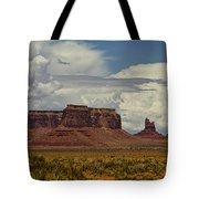 Monumental Clouds  Tote Bag