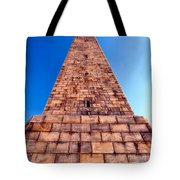 Monumental Heights Tote Bag