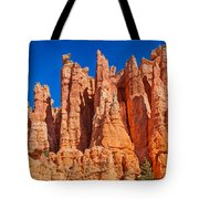 Monuments Of Time Tote Bag