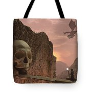 Mountain Lair Tote Bag