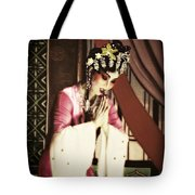Mood Of The Orient  Tote Bag