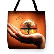 Mood Pic Tote Bag