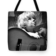 Mood Strings Tote Bag