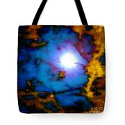 Moods Of The Moon Tote Bag