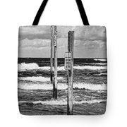 Moody Beach Day Tote Bag
