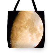 Moon Craters Galore Tote Bag