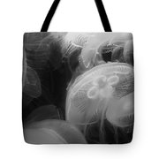 Moon Jellyfish Tote Bag