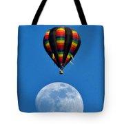 Moon Landing Tote Bag