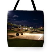 Moon Light Tote Bag