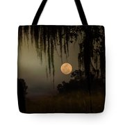 Moon Mists Tote Bag
